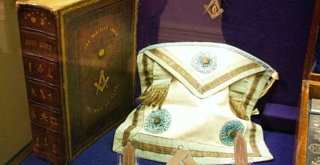 Masonic Holy Bible